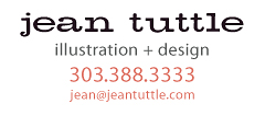 Jean Tuttle Studio Logo for Home Page