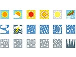 Star-Ledger Weather Icons